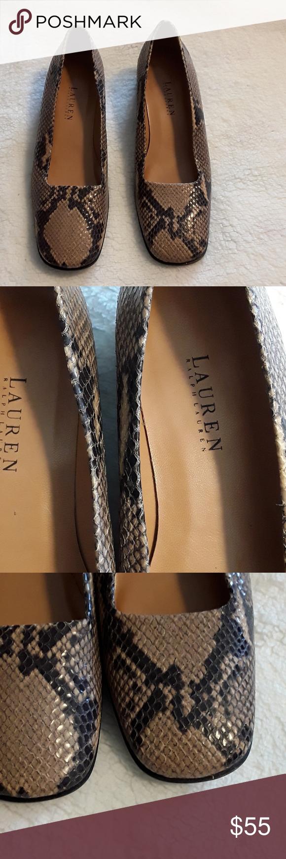 Lauren Ralph Lauren shoes 81/2 wedges | Ralph lauren shoes