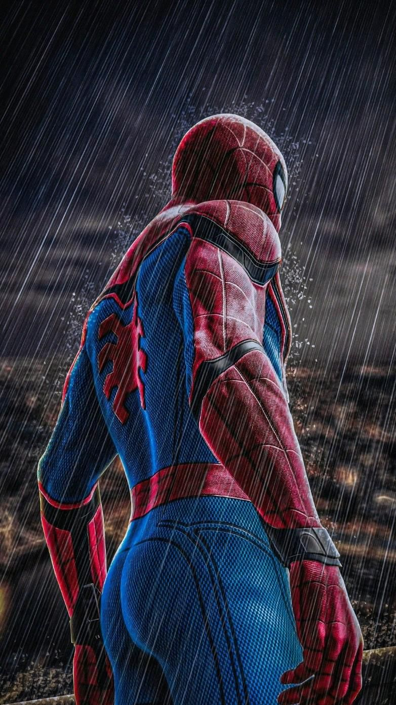 Spiderman 4k wallpaper