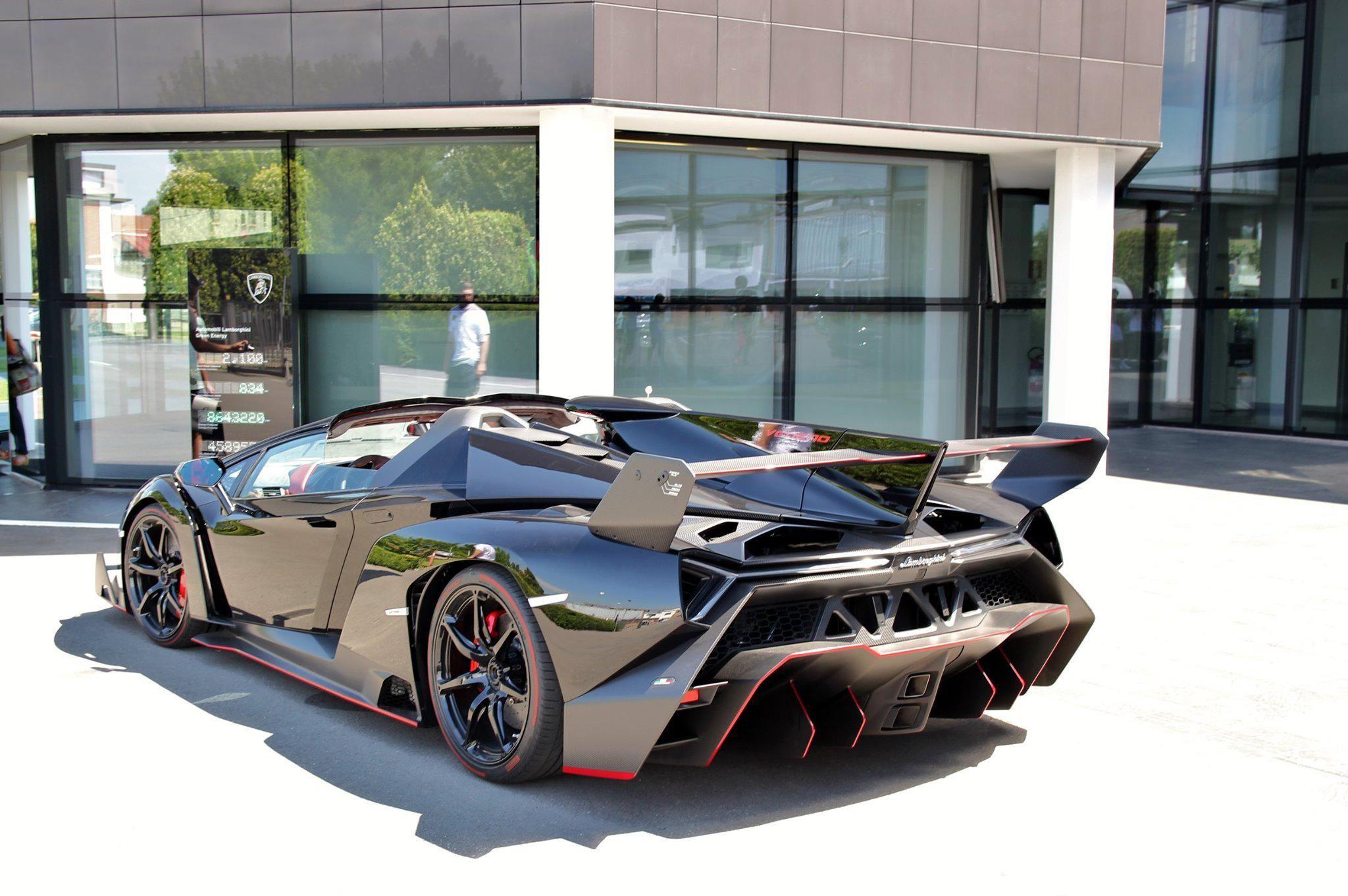 Veneno Roadster 4.4 Million Luxury Supercar