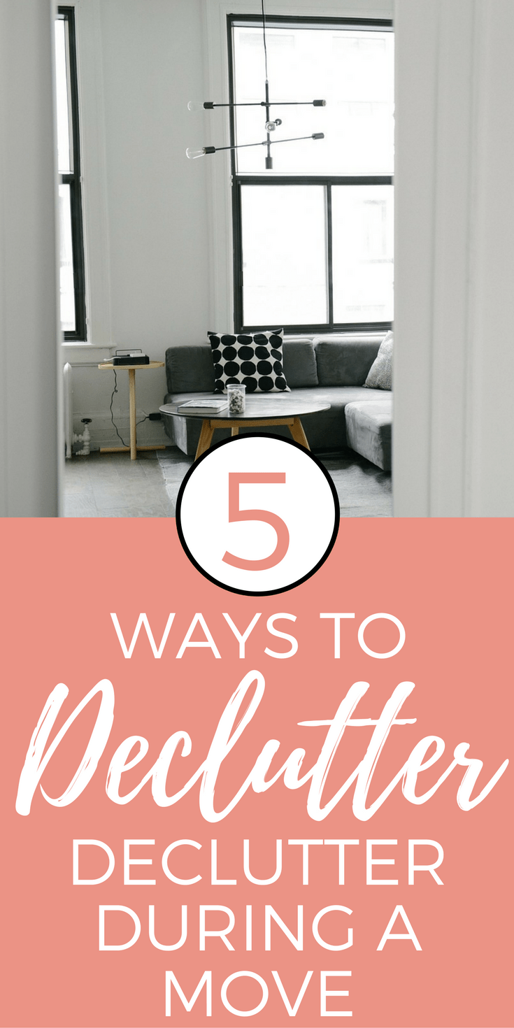 how to declutter during a move though many of us strive for minimalism decluttering can be