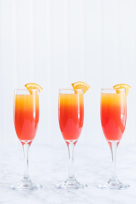 Tequila Sunrise Mimosa Recipe Pineapple Rum Tequila Sunrise Rum Punch Recipes