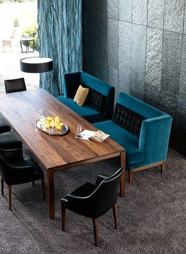 lieblings sofas polsterm bel aus leder und stoff einrichtung pinterest manger salle et. Black Bedroom Furniture Sets. Home Design Ideas