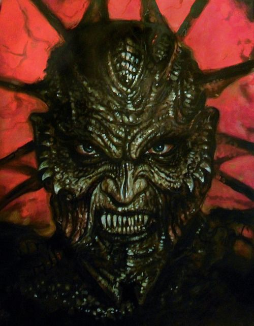 Jeepers Creepers 2 Creeper Portrait A1 By Legrande62 Jeepers Creepers Creepiest Horror Movies Horror Movie Art