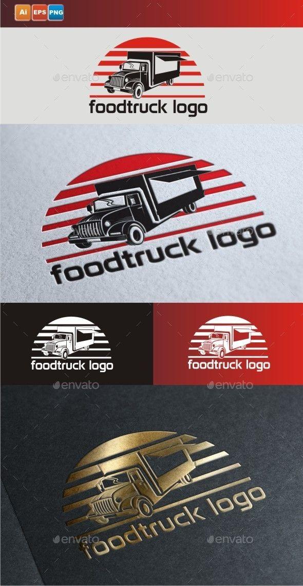 Food Truck Logo