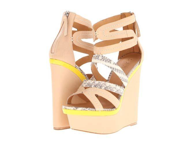 L.A.M.B. Jenelle Naked/Grey    $210 BUY ➜ http://shoespost.com/l-m-b-jenelle-nakedgrey/