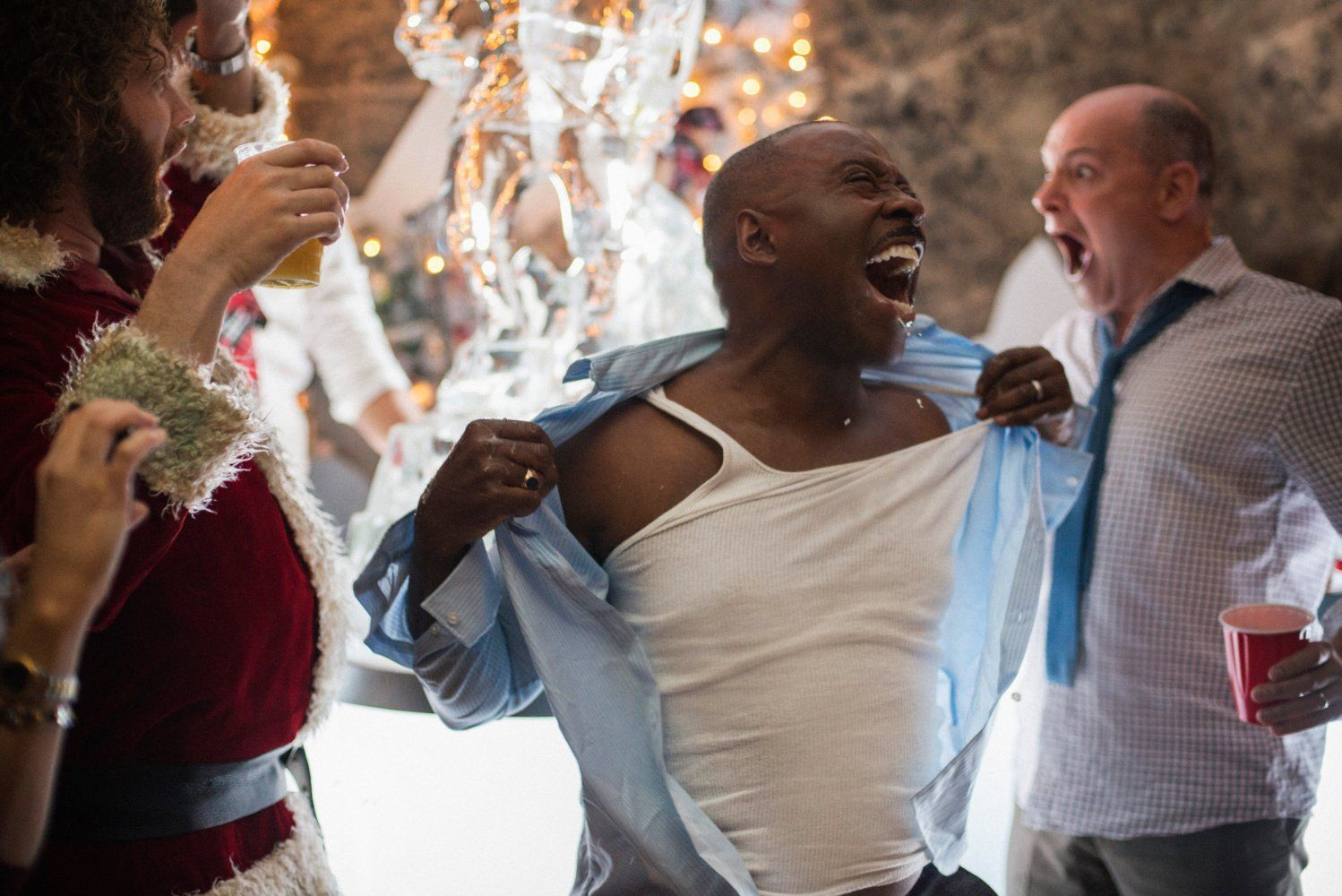 Courtney B. Vance in Office Christmas Party (1)   Movies   Pinterest ...