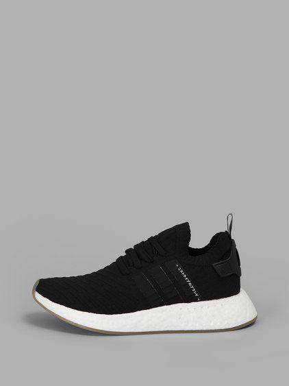 wholesale dealer df7cd 41e6f ADIDAS ORIGINALS ADIDAS BLACK NMD R2 PK SNEAKERS.  adidasoriginals  shoes