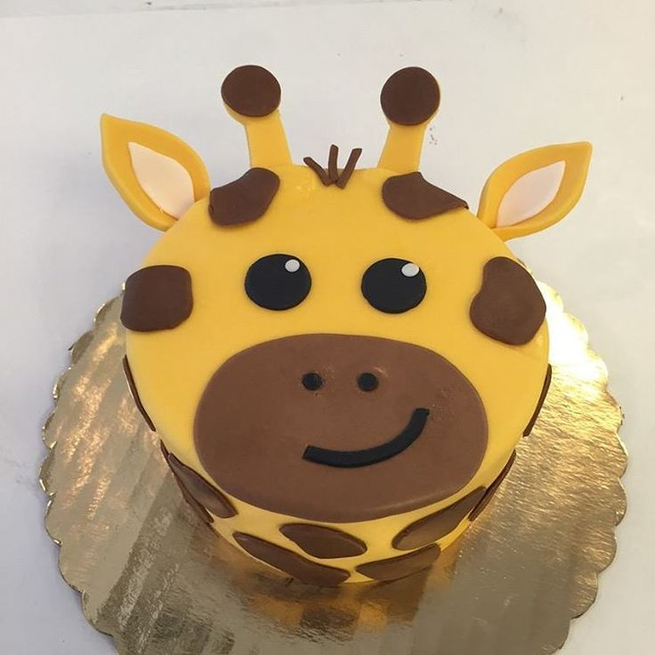 Image Result For Easy Animal Birthday Cake