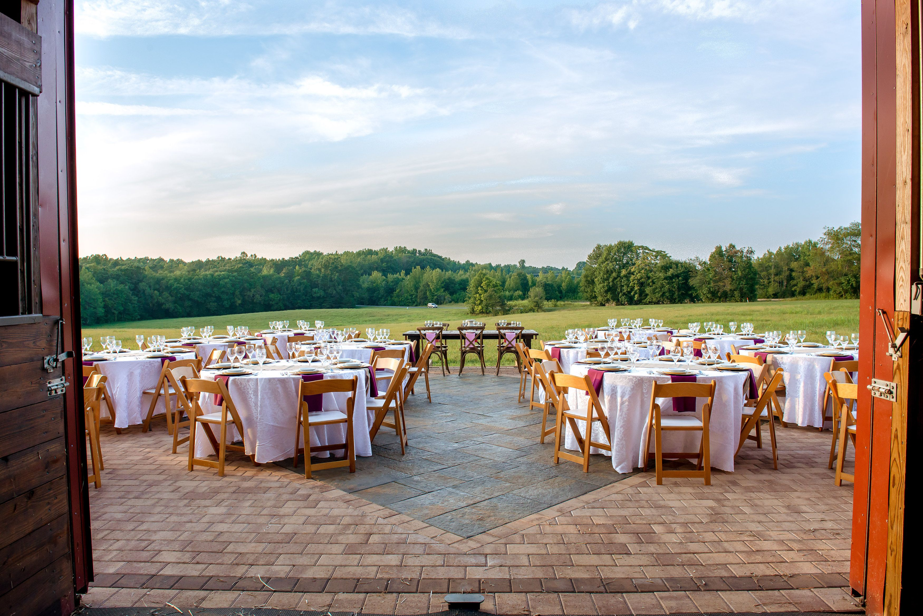 Bandit's Ridge is an ideal venue for your wedding in Richmond