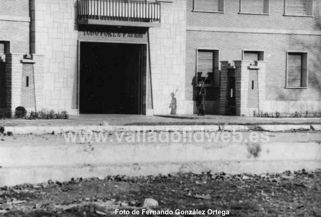 cuartel de intendencia prado de la magdalena