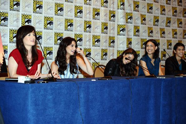 """Summit Entertainment Presents """"The Twilight Saga: Breaking Dawn - Part 1""""  Supporting Cast Comic-Con Press Conference"""