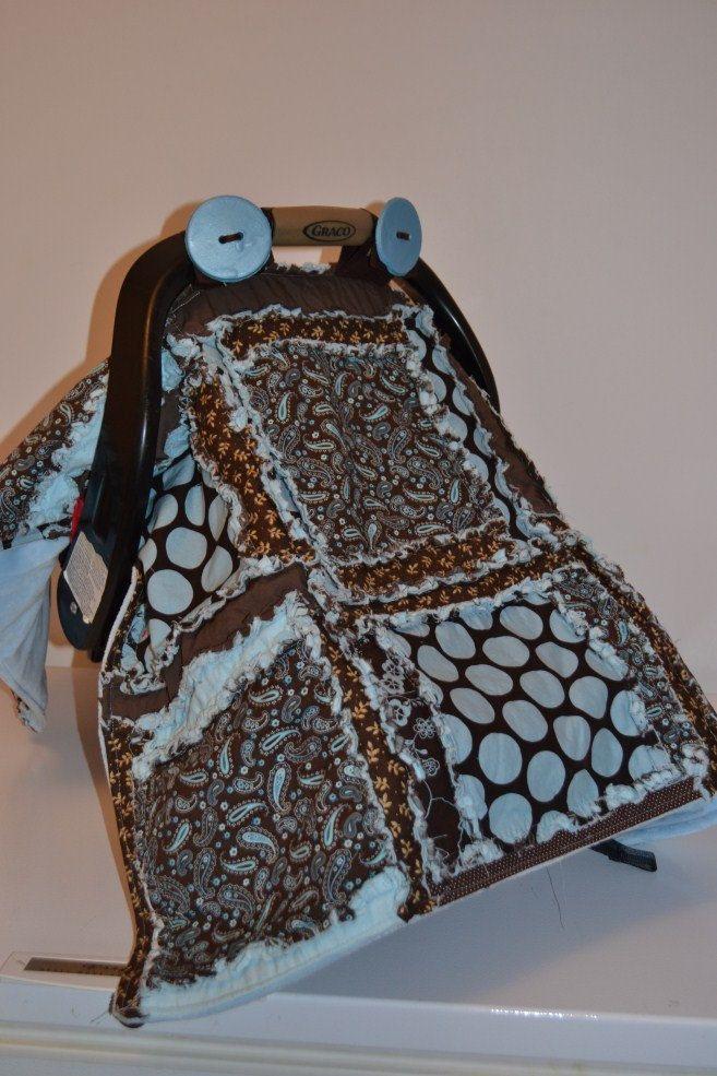 Free Car Seat Blanket Sewing Pattern