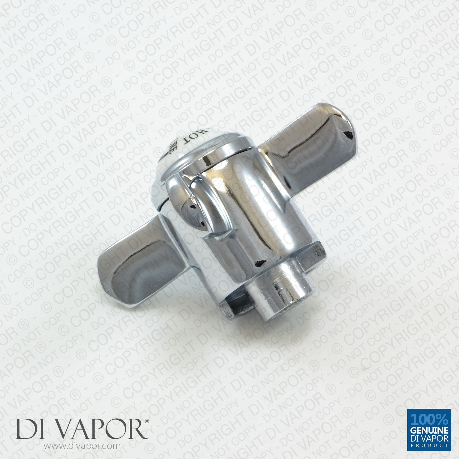 Digital shower temperature control - Hudson Reed Temperature Control Handle For Ultra Twin And Triple Shower Valves