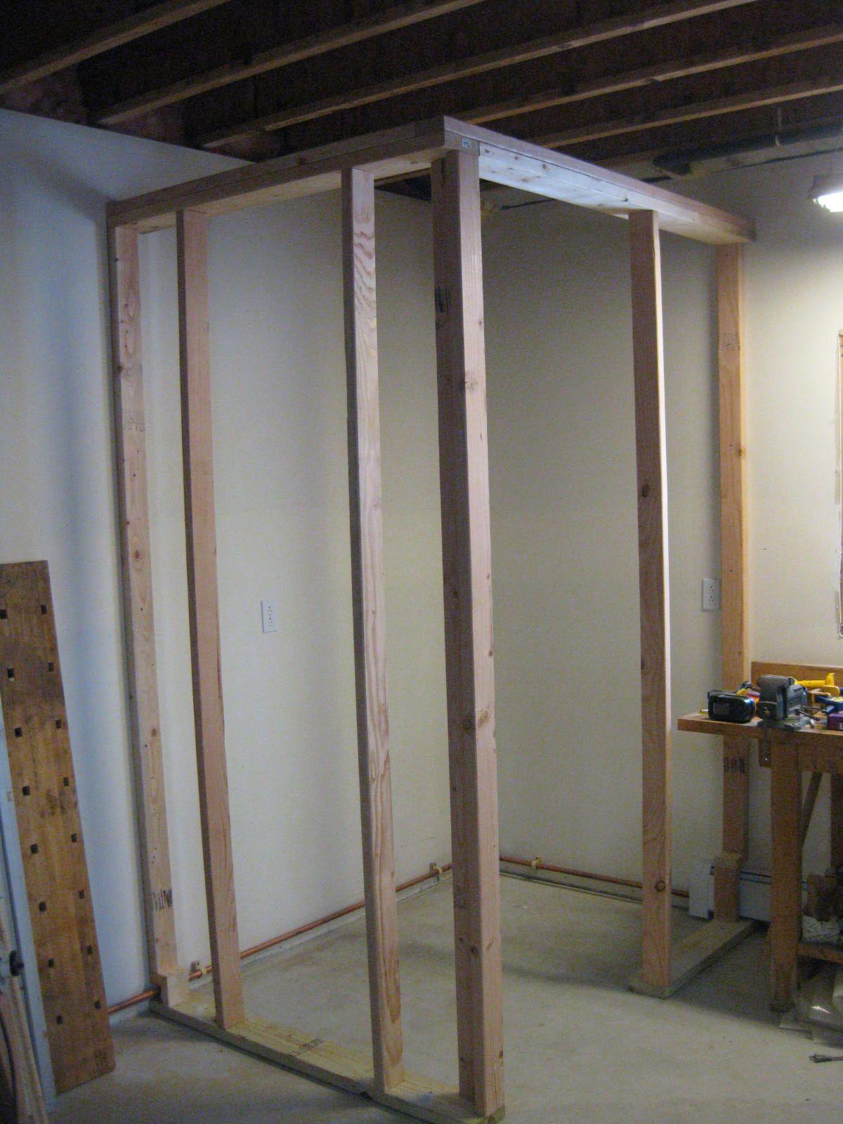Building A Walk In Cooler Walk In Freezer Attic Renovation Attic Remodel