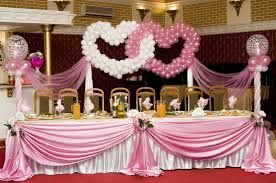 Balloon Decoration For Engagement Party Cheap Wedding