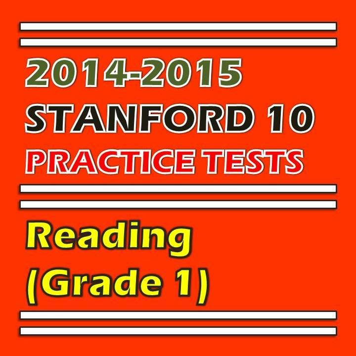 This SAT 10 practice test in reading for first grade is also a – Sat Practice Worksheets