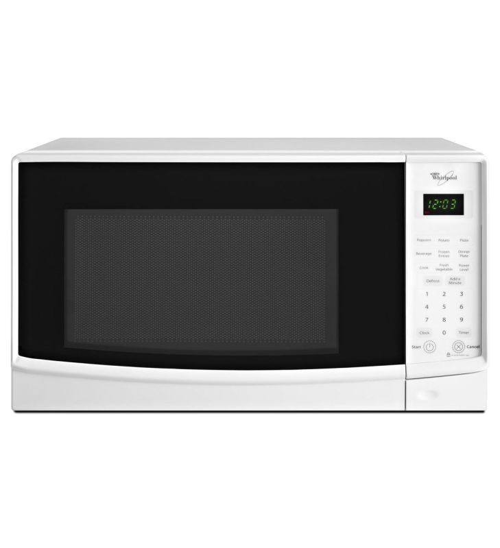 Whirlpool Wmc10007a Countertop Microwave Oven Microwave Oven