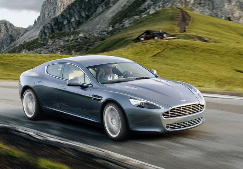 Dream Car: Aston Martin Rapide