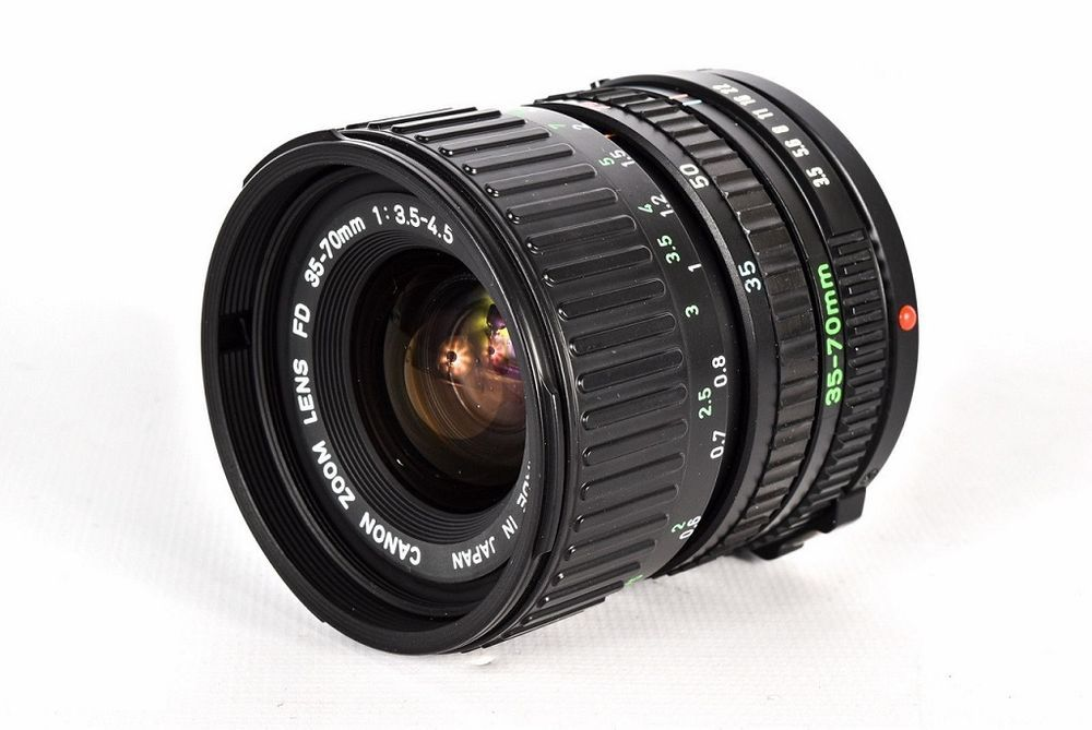 Canon 35 70mm F 3 5 4 5 Fd Macro Zoom Manual Lens Ae 1 Ae1 Program A1 T50 T70 Ebay Macro Canon Zoom Lens Lens