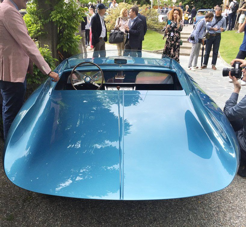 five amazing cars from concorso d'eleganza you won't find on the streets #amazingcars