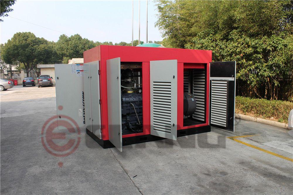 Proveedor de 150HP de imán permanente de compresor de aire