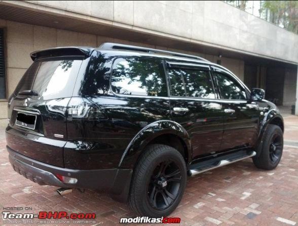 Mitsubishi Pajero Sport With Off Road Tyres Google