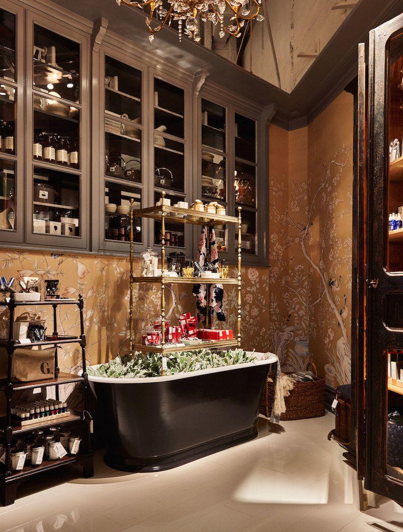Habitually Chic® » Goop Mrkt Holiday Pop Up Shop | Beautiful Baths ...