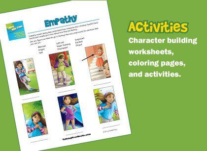 photograph regarding Free Printable Character Education Worksheets titled Pin upon Instruction Terrific Temperament