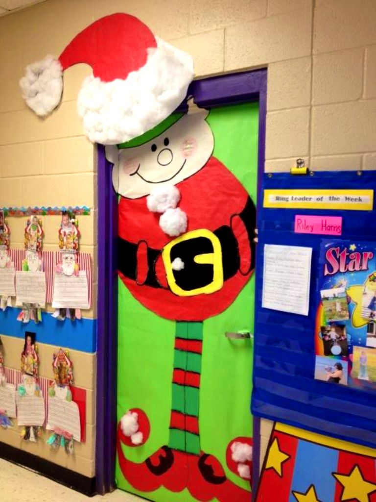 Decoration:Magnificent Amazing Christmas Door Decorations Home ...