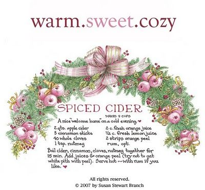MAY ALL SEASONS BE SWEET TO THEE: Christmas Bakery! Susan Branch