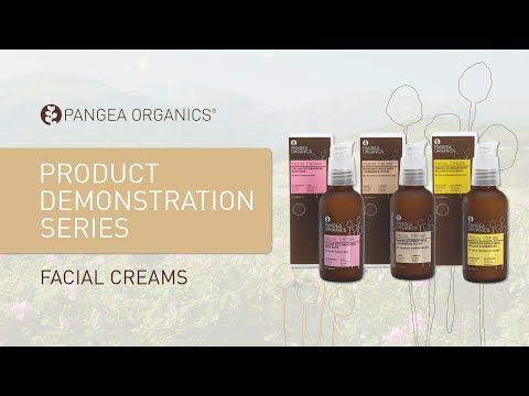 Facial Creams by Pangea Organics ♥