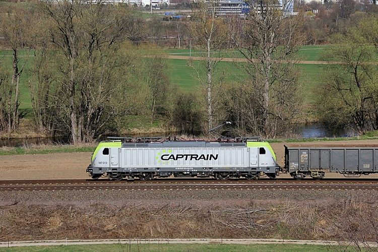 "Bombardier 35127 - Raildox ""187 013"""