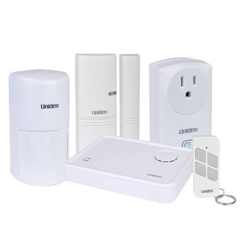 Uniden Apphome Guardian Protector Security System W Remote Access White Home Security Systems Security System