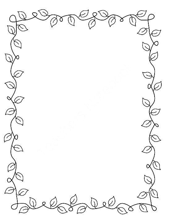 Can Design By Hand Handgezeichnete Umrandungen Rander Und Rahmen Seitenrander