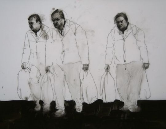 Patricia March Drawings Are About Time | Mutantspace
