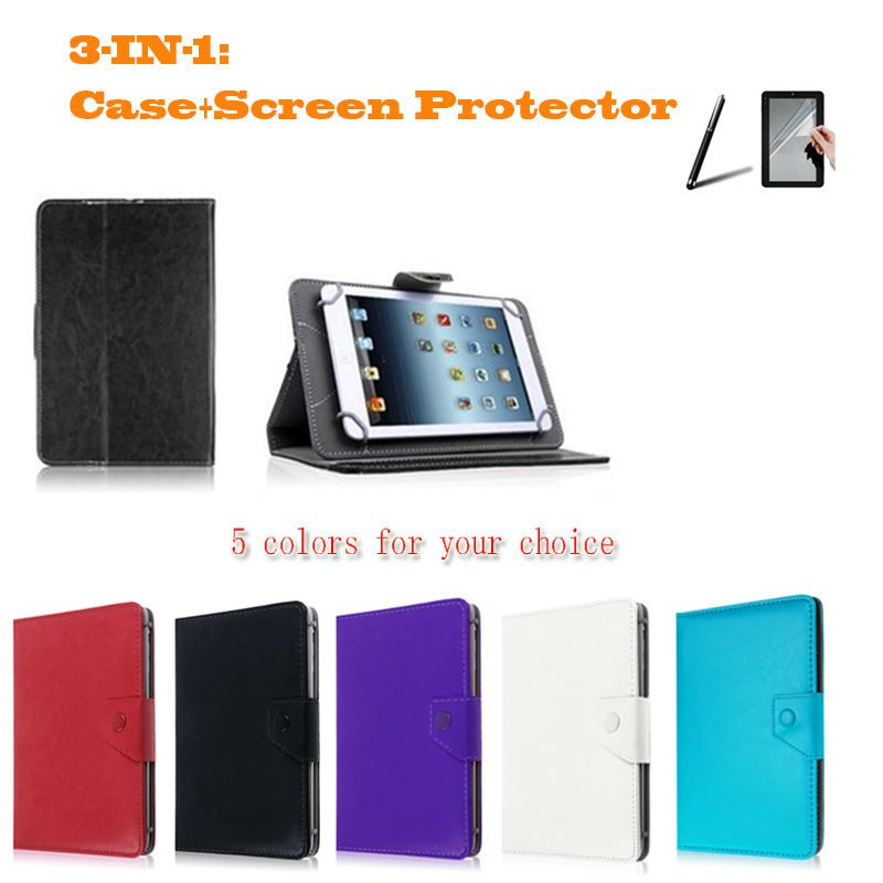 RUSSIA FREE SHIPPING For Prestigio MultiPad Muze 5001 3G 10.1 inch  Universal Tablet Cover Case 3 a15594b3dd