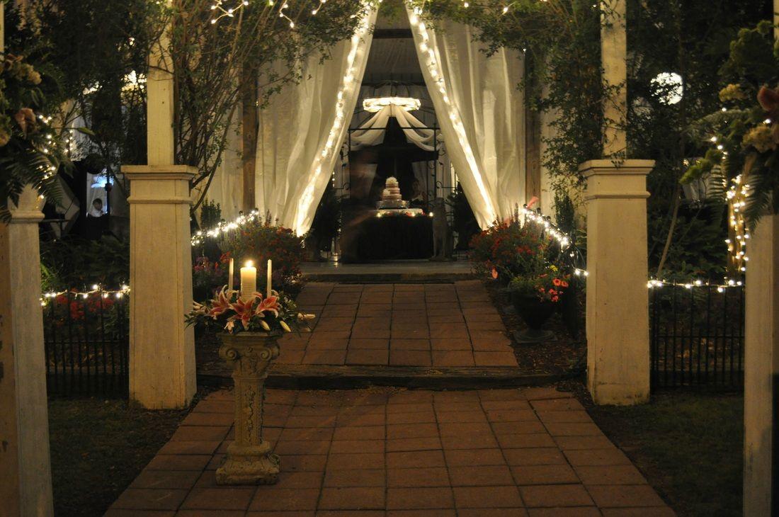 Weddings - The Garden Cafe | The Garden Cafe York SC | Pinterest ...