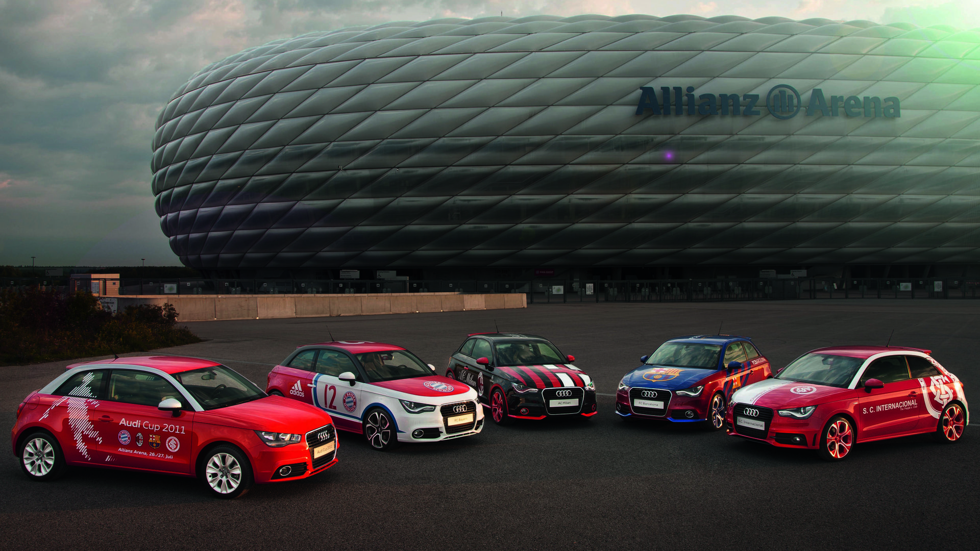 Audi Sports Car Lot Wallpaper Httpwwwgbwallpaperscomaudi - Audi car lot