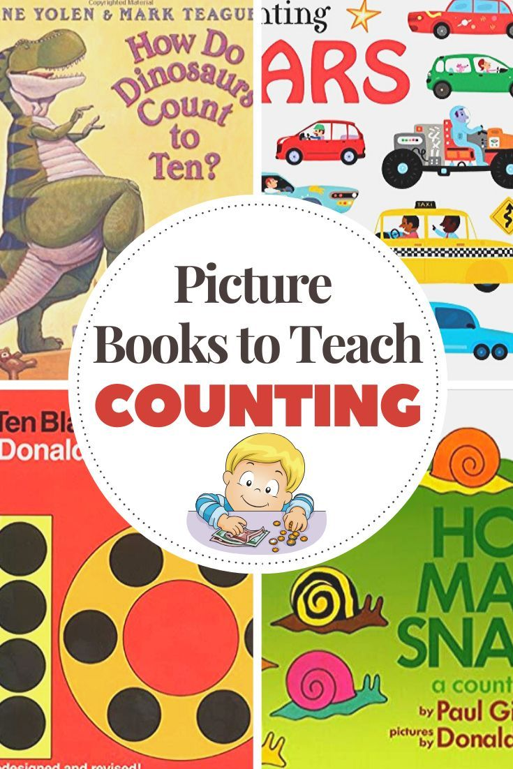 Counting books for preschoolers in 2020 counting books