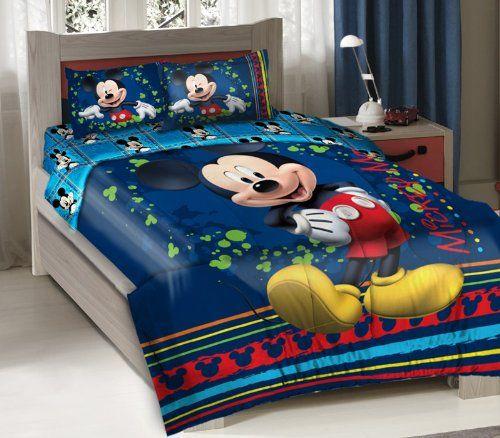 Innovative Mickey Mouse Bedroom Set Minimalist