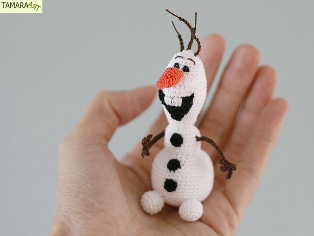 Amigurumi Patterns Olaf : Olaf from frozen crochet amigurumi pattern olaf frozen olaf and
