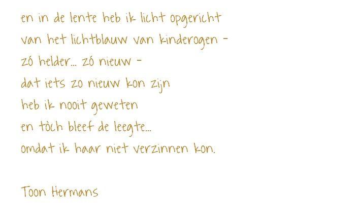 Gedicht Bloemen Toon Hermans Google Zoeken Gedichten