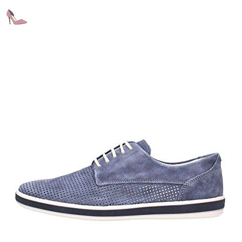 Igi&co 7687300 Sneakers Homme Blue 40 - Chaussures igico (*Partner-Link)