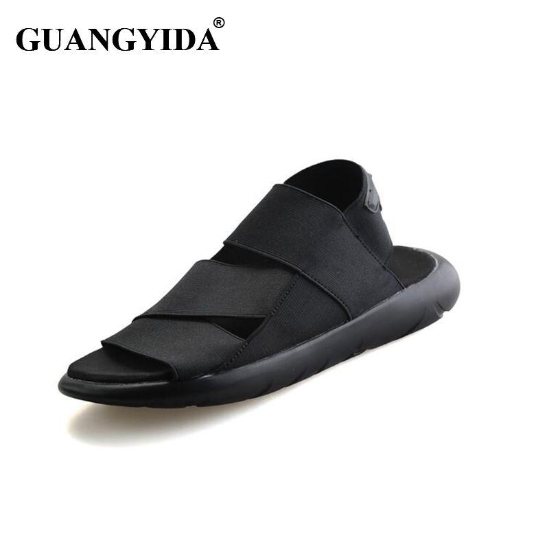 $35.92 (Buy here: https://alitems.com/g/1e8d114494ebda23ff8b16525dc3e8/?i=5&ulp=https%3A%2F%2Fwww.aliexpress.com%2Fitem%2FFashion-Men-Sandals-2016-New-Summer-Leisure-Soft-Men-Slippers-Beach-Flat-Shoes-For-Men-ZY90%2F32679860637.html ) Fashion Men Sandals 2016 New Summer Leisure Soft Men Slippers Beach Flat Shoes For Men ZY90 for just $35.92