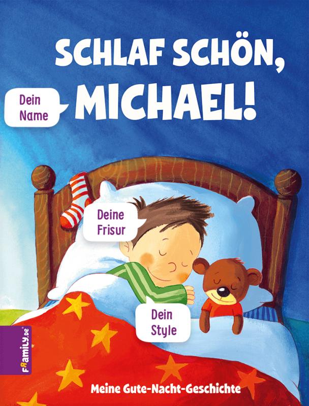 Kinder lieben Gute-Nacht-Geschichten. Sie beruhigen ...
