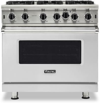 Vgic53626bss 36 Professional 5 Series Stainless Steel Natural Gas
