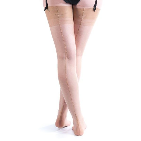 Fully Fashioned Stockings - What Katie Did 46