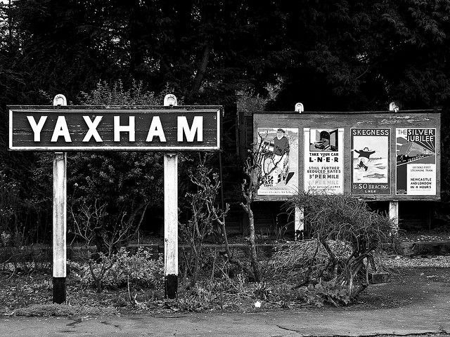 Yaxham by Gerry Balding, via Flickr