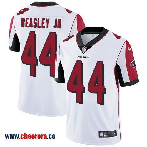 a4fb2dbea17 where to buy nike atlanta falcons 44 vic beasley jr white mens stitched nfl  vapor untouchable