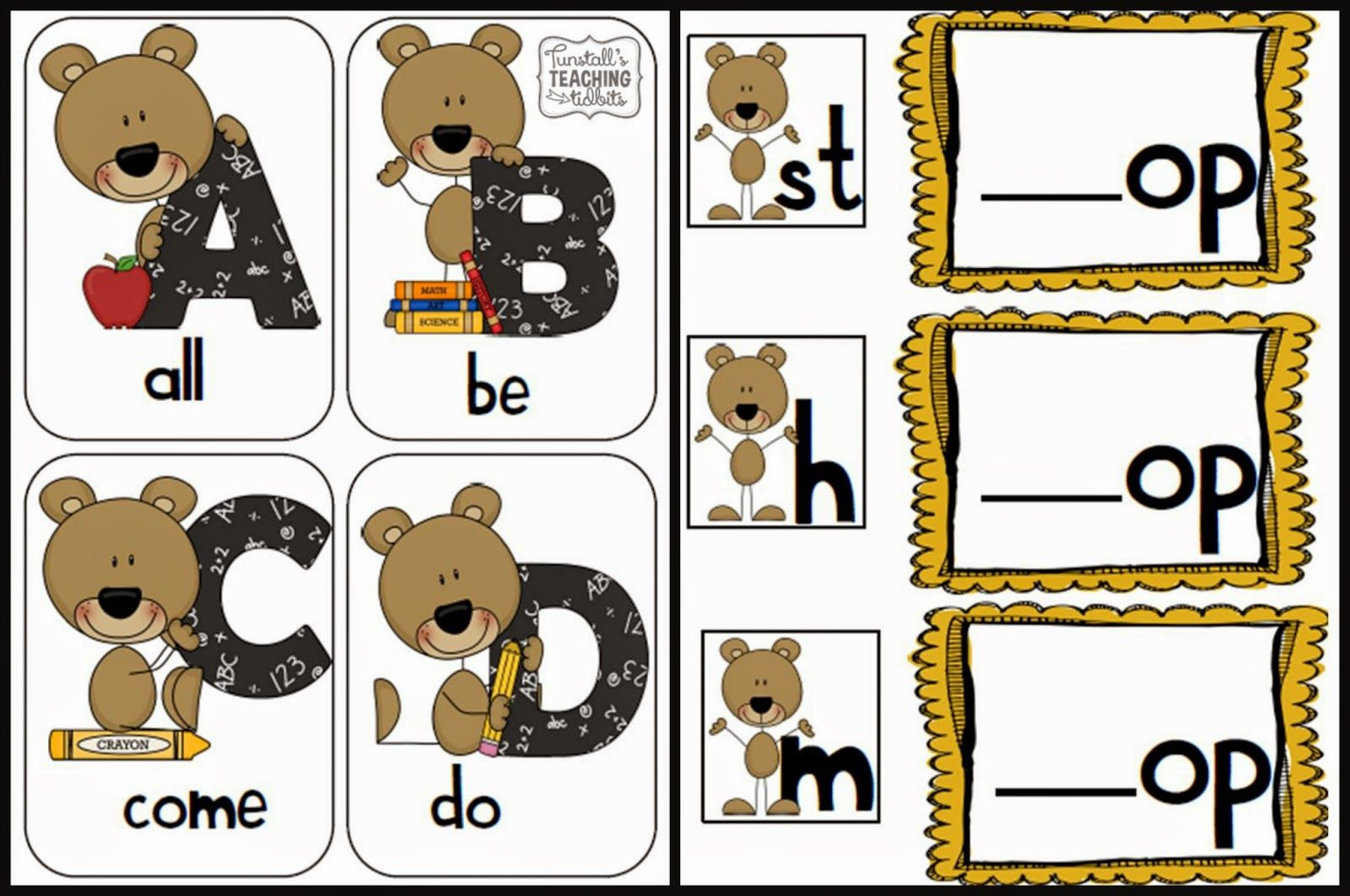 Novelty And Word Work